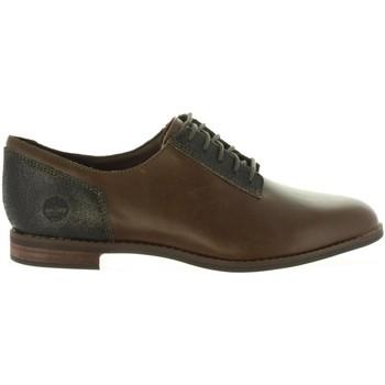 Sapatos Rapaz Sapatos urbanos Timberland A1KM8 Negro