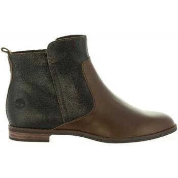 Sapatos Mulher Botins Timberland A1KM7 Negro
