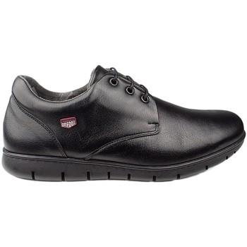 Sapatos Rapaz Sapatos Onfoot SAPATOS  BLUCHER PALA LISA BUFFALO PRETO