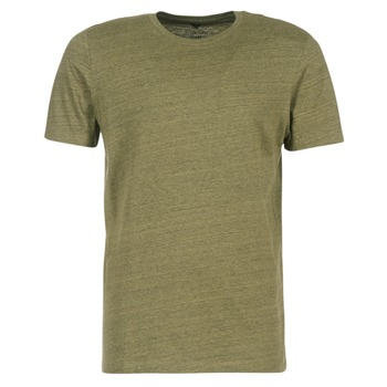 Textil Homem T-Shirt mangas curtas Jack & Jones TABLE CORE Cáqui