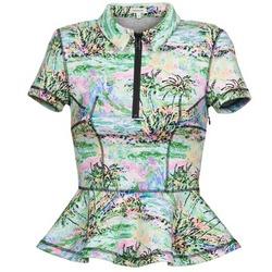 Textil Mulher Tops / Blusas Manoush PALMIER Preto