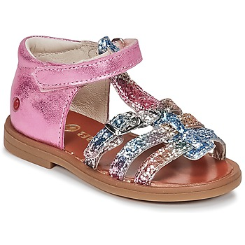Sapatos Rapariga Sandálias GBB PHILIPPINE Rosa