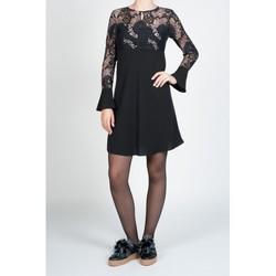 Textil Mulher Vestidos Kocca Vestido AGHLON Preto