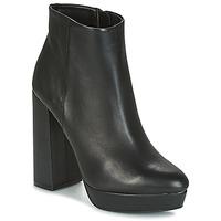 Sapatos Mulher Botins Buffalo  Preto