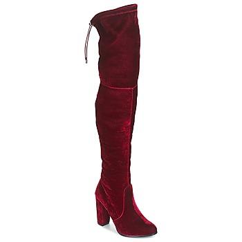 Sapatos Mulher Botas altas Buffalo  Vermelho