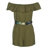 Textil Mulher Vestidos curtos Guess RESPUNNI Cáqui