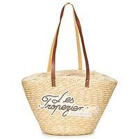 Malas Mulher Cabas / Sac shopping Les Tropéziennes par M Belarbi MILOS Bege