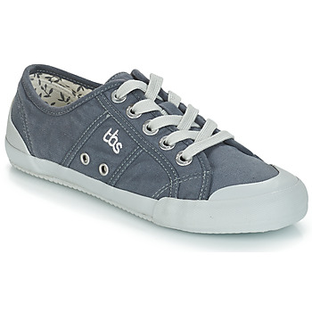 Sapatos Mulher Sapatilhas TBS OPIACE Cinza