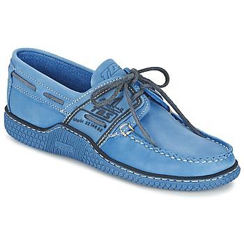 Sapatos Homem Sapato de vela TBS GLOBEK Cobalto
