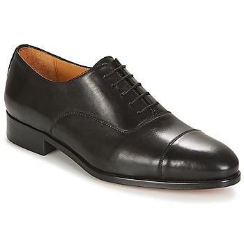 Sapatos Homem Richelieu Brett & Sons FENOZEO Preto