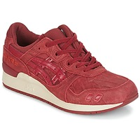Sapatos Homem Sapatilhas Asics GEL-LYTE III Bordô