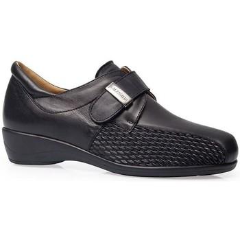Sapatos Mulher Sapatos Calzamedi SAPATOS  STRETCH LEATHER W PRETO