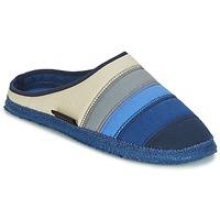 Sapatos Mulher Chinelos Giesswein AZUSA Azul / Bege