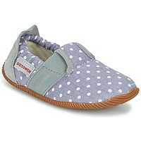 Sapatos Rapariga Chinelos Giesswein SILZ - SLIM FIT Cinza