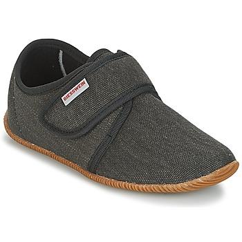 Sapatos Criança Chinelos Giesswein Senscheid Cinza