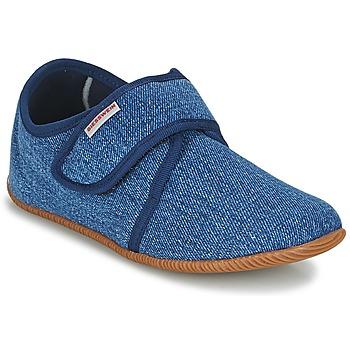 Sapatos Criança Chinelos Giesswein SENSCHEID Azul