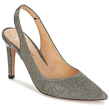 Sapatos Mulher Sandálias Perlato POLADINN Prata