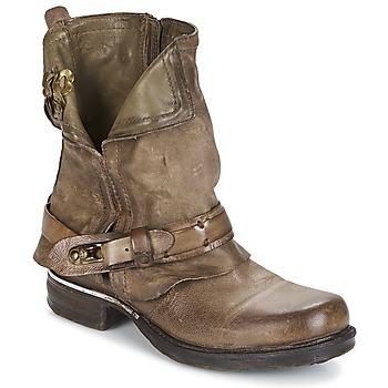 Sapatos Mulher Botas baixas Airstep / A.S.98  Castanho