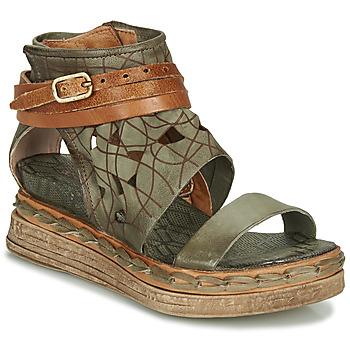 Sapatos Mulher Sandálias Airstep / A.S.98 LAGOS Cáqui