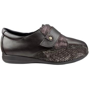 Sapatos Mulher Sapatos & Richelieu Calzamedi SAPATOS  PALA ELASTICA CM MULHER W MARRON