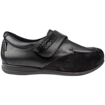 Sapatos Mulher Sapatos & Richelieu Calzamedi SAPATOS  BRILLANTES W NEGRO