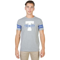 Textil Homem T-Shirt mangas curtas Oxford University - trinity-striped-mm 35