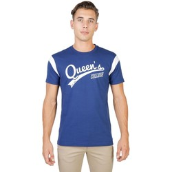 Textil Homem T-Shirt mangas curtas Oxford University - queens-varsity-mm 19