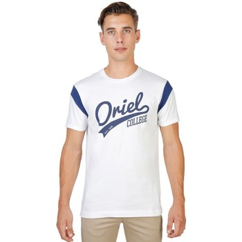 Textil Homem T-Shirt mangas curtas Oxford University - oriel-varsity-mm 1