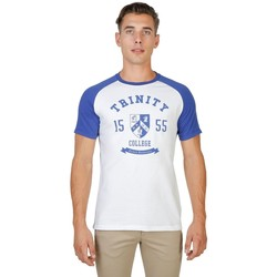 Textil Homem T-Shirt mangas curtas Oxford University - trinity-raglan-mm 19