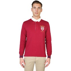 Textil Homem Polos mangas compridas Oxford University - queens-polo-ml 8