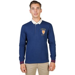 Textil Homem Polos mangas compridas Oxford University - oriel-polo-ml 19