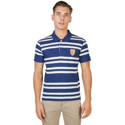 Textil Homem Polos mangas curta Oxford University - oriel-rugby-mm 19