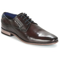 Sapatos Homem Sapatos Bugatti Refito Castanho