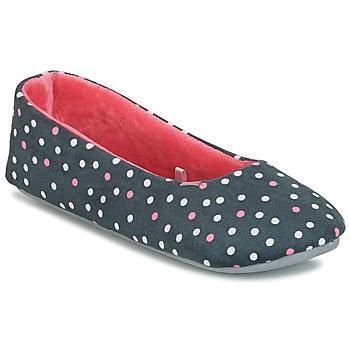 Sapatos Mulher Chinelos DIM D BELINDA Cinza / Rosa