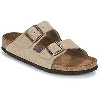 Sapatos Mulher Chinelos Birkenstock ARIZONA SFB Toupeira