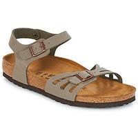 Sapatos Mulher Sandálias Birkenstock BALI Cinza