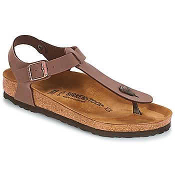 Sapatos Mulher Sandálias Birkenstock KAIRO Castanho