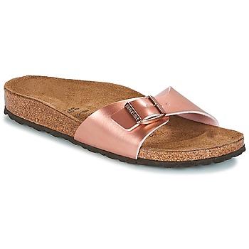 Sapatos Mulher Chinelos Birkenstock MADRID Rosa