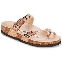Sapatos Mulher Chinelos Birkenstock MAYARI Rosa