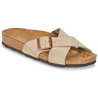 Sapatos Mulher Chinelos Birkenstock SIENA Toupeira
