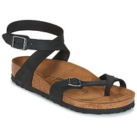 Sapatos Mulher Sandálias Birkenstock YARA Preto