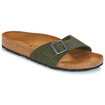 Sapatos Homem Chinelos Birkenstock MADRID Verde