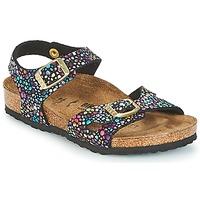Sapatos Rapariga Sandálias Birkenstock RIO Preto