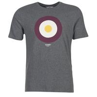 Textil Homem T-Shirt mangas curtas Ben Sherman THE TARGET TEE Cinza