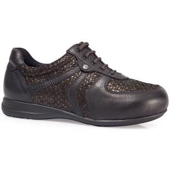 Sapatos Mulher Sapatilhas Calzamedi SAPATOS ELÁSTICOS DIABÉTICOS  W MARROM