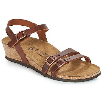 Sapatos Mulher Sandálias Papillio LANA Conhaque