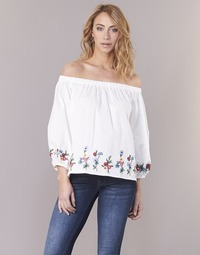 Textil Mulher Tops / Blusas Moony Mood IFITI Branco