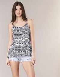 Textil Mulher Tops / Blusas Yurban IKTOR Azul