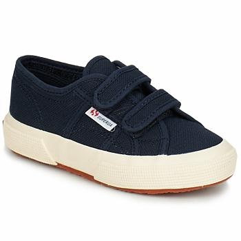 Sapatos Criança Sapatilhas Superga 2750 STRAP Marinho