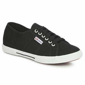 Sapatos Sapatilhas Superga 2950 COTU Preto
